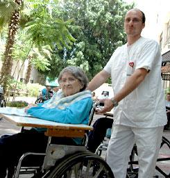 Holocaust Survivor, Israel