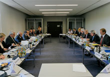 Claims Conference Obtains $320 Million for Holocaust Survivors in German Negotiations; Homecare Funds Doubled