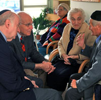 Claims Conference Giving $550,000 to Assist Nazi Victims in Conflict Zone Near Gaza