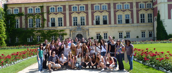 Brazil is the largest recipient of Claims Conference education funds in South America and since 2009 the Claims Conference has funded two programs that take college students on visits to Poland and Israel.