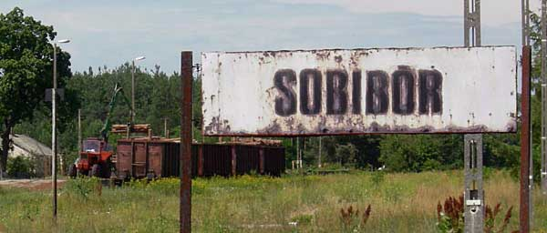 Site of the former Sobibór death camp. Photo: Jacques Lahitte