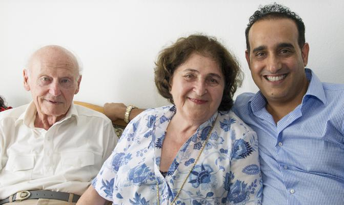 Holocaust Survivors Begin New YearWith More Payments and Aid