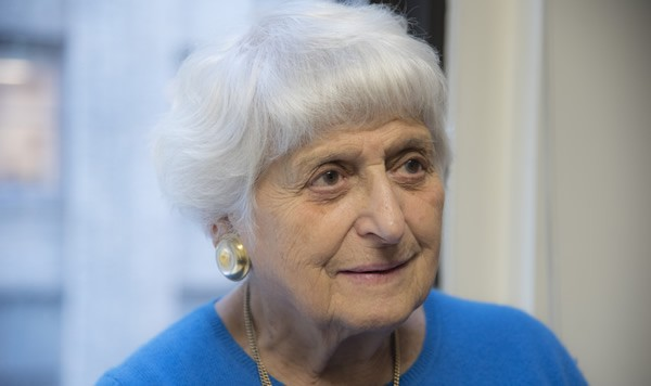Anne Kelemen, 90, lived through Kristallnacht in Vienna and then left for England in May 1939 as part of the Kindertransport. The trauma she suffered by being separated from her parents has marked her entire life.