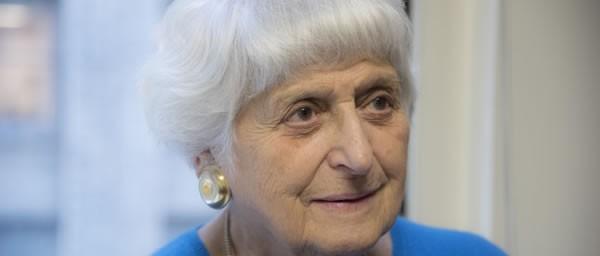 Anne Kelemen Survivor of Kristallnacht