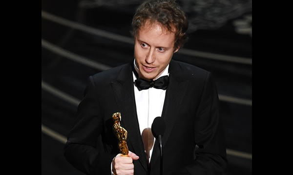 Son of Saul wins Oscar for Best Foreign Film