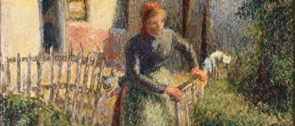 Claims Conference WebsiteHelps Holocaust Survivor Recover Pissarro Painting
