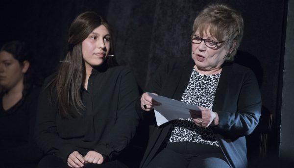 Witness Theater-SAR-Holocaust survivor-Gabriella Chefitz-Doris Seeman