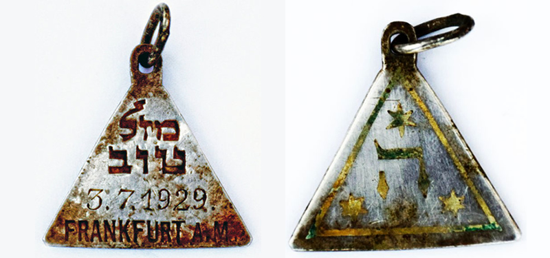 Pendant Found at Sobibor Linked to its Teenage Owner