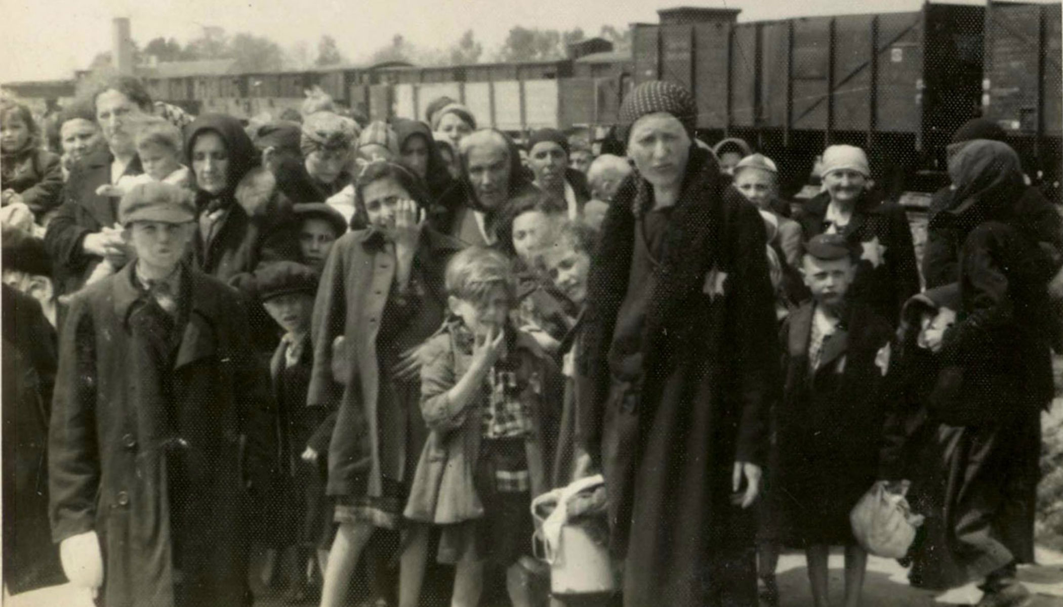 Women and Children at Auschwitz