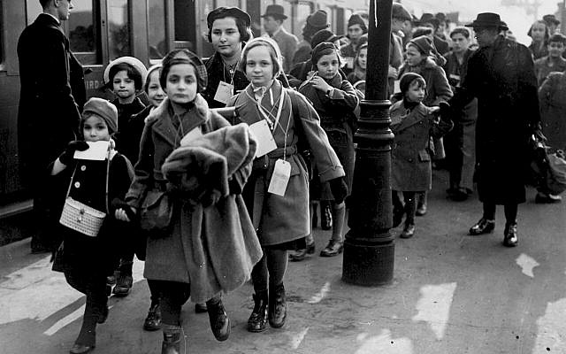 80th Anniversary of Kindertransport Marked with Compensation Payment to Survivors