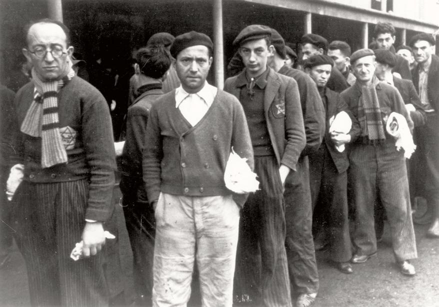 Stunning Survey of French Adults Reveals Critical Gaps in Holocaust Knowledge