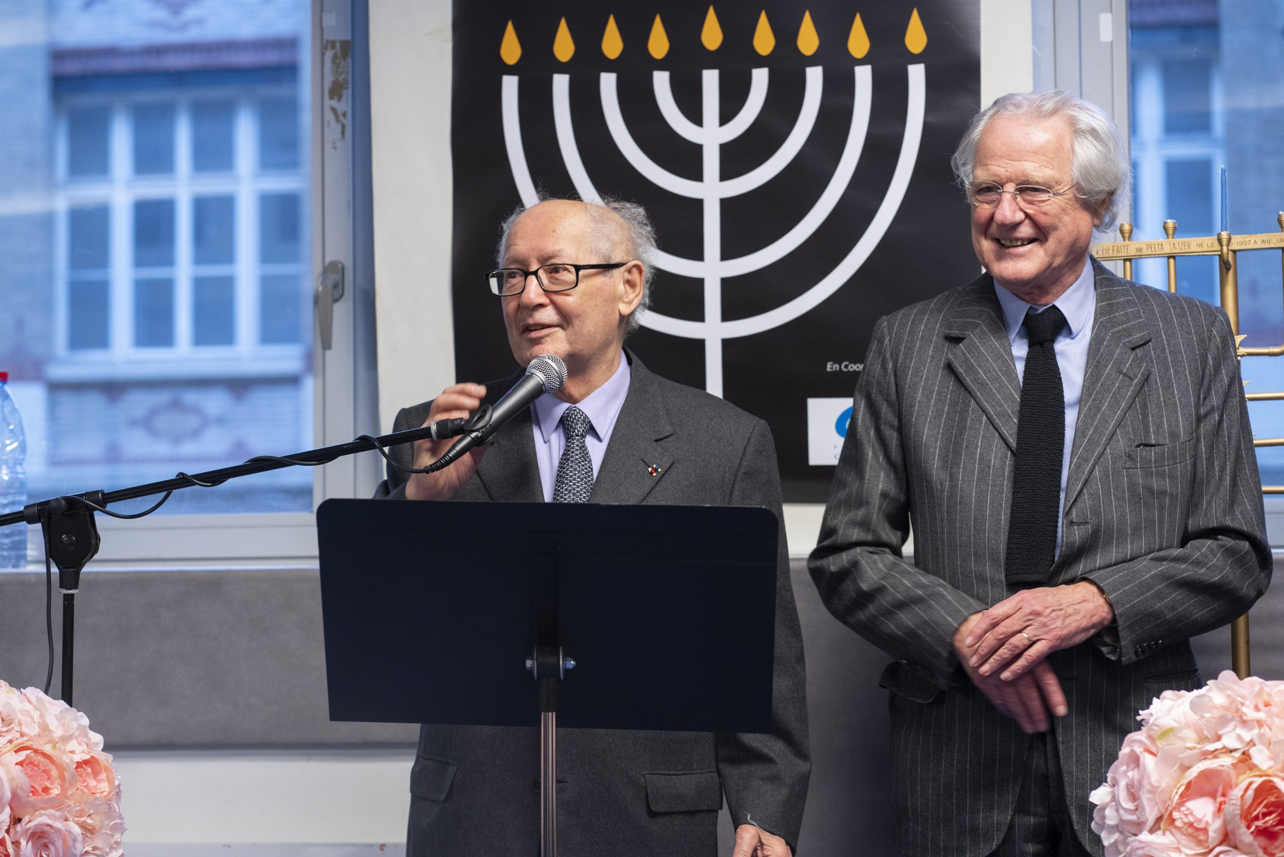 International Holocaust Survivors Night 2019