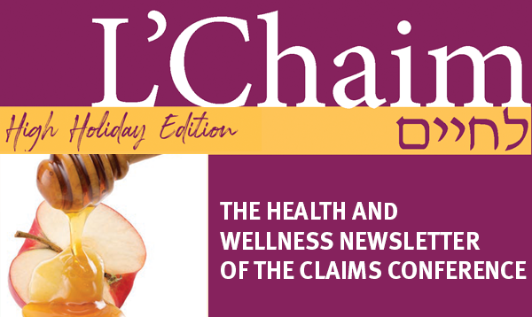 L'Chaim - The New Health Magazine from the Claims Conference
