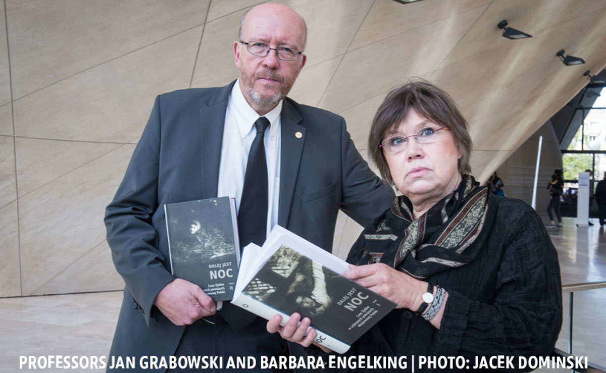 The Claims Conference and WJRO Condemn Legal Proceedings Against Polish Historians